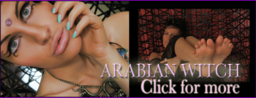 Arabian Witch (Craving is Devotion-420