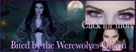 BITED BY THE QUEEN OF WEREWOLVES-462