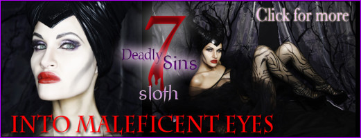 INTO MALEFICENT EYES (The Seven Deadly Sins Series: SLOTH) -482